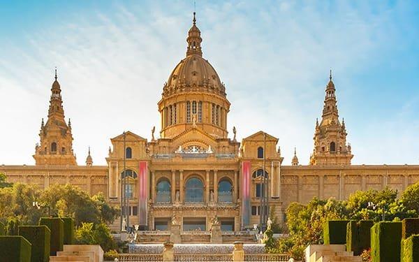 Musei Barcellona: Museo Nazionale d'Arte della Catalunya