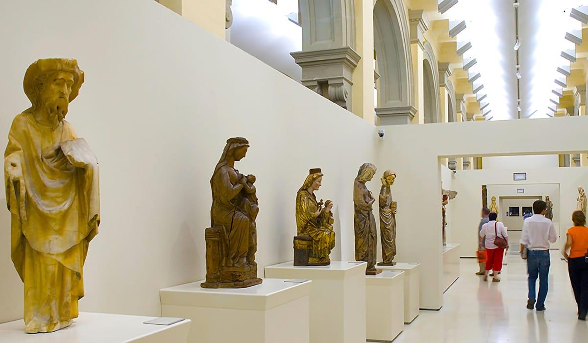Musei Barcellona: Museu nacional d'art de Catalunya