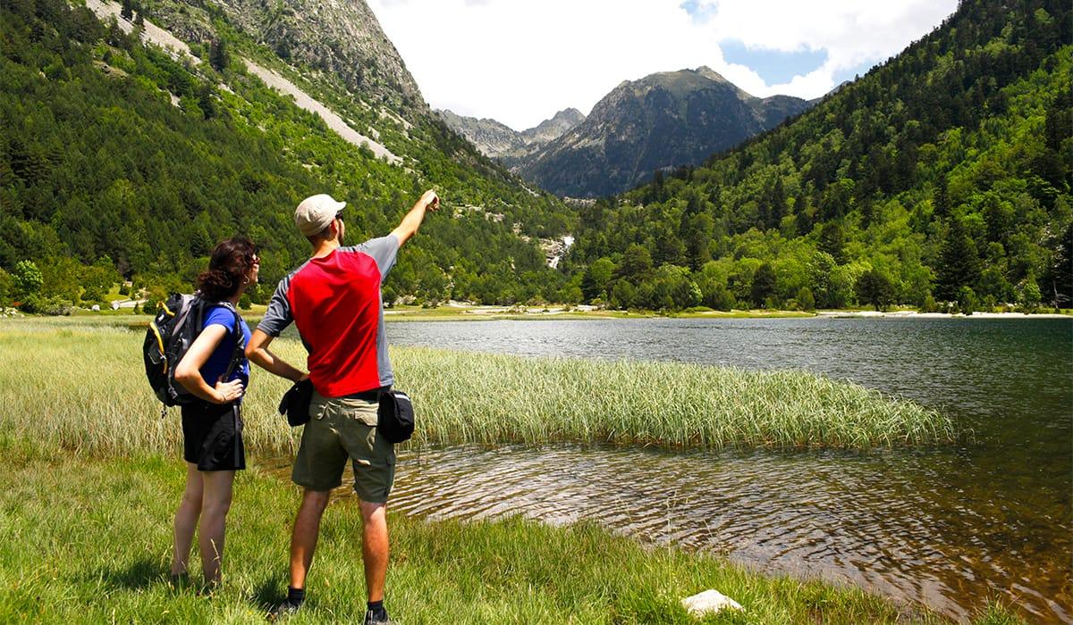 Trekking Catalunya: Estany de Llebreta, Parco Nazionale d'Aigüestortes