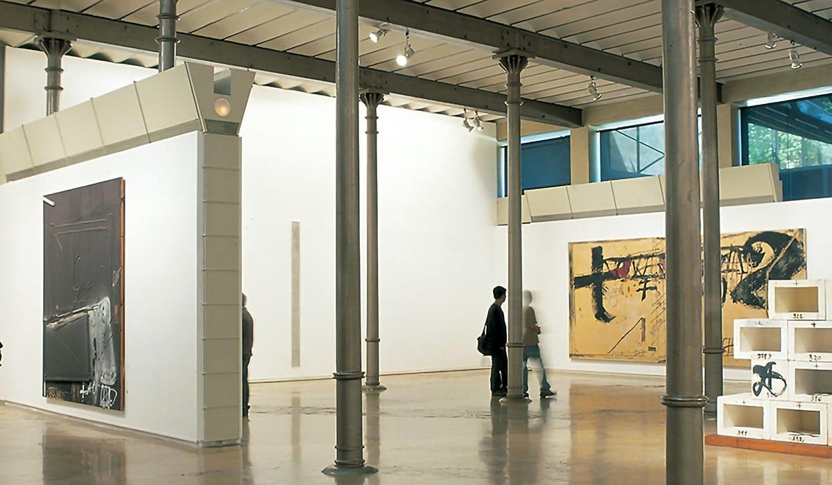 Musei Barcellona: Fundació Antoni Tàpies