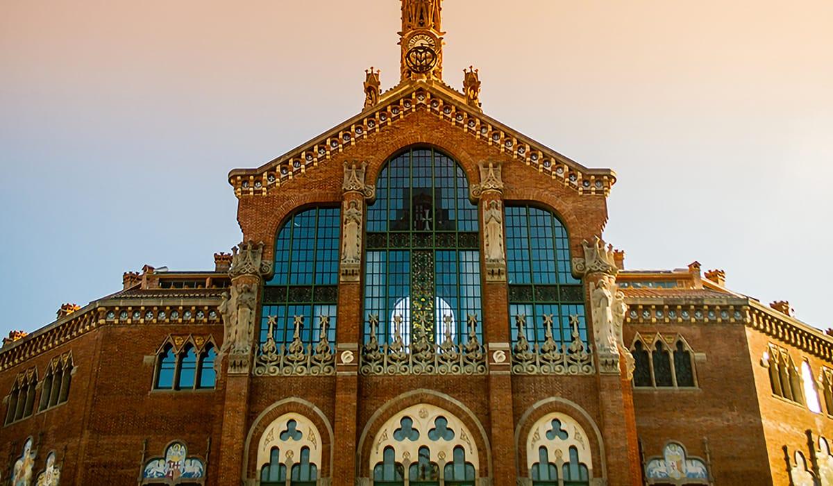 Ruta del Modernismo Barcellona: Recinte Modernista de Sant Pau