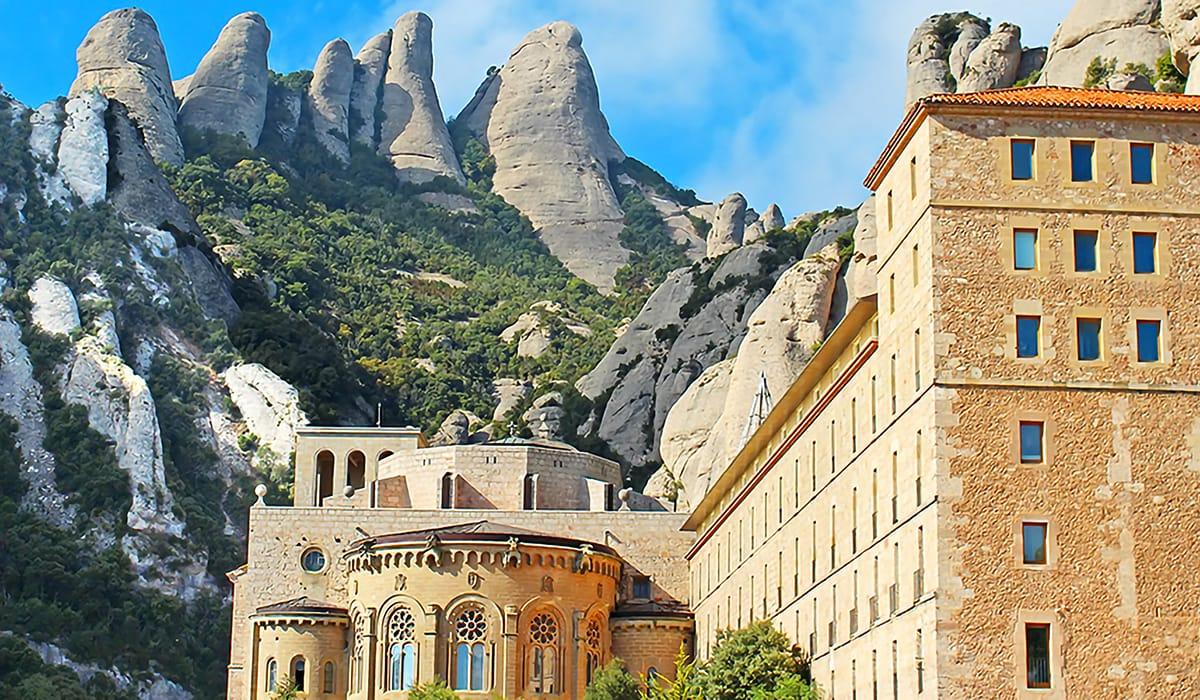 Gite da Barcellona: Monastero di Montserrat