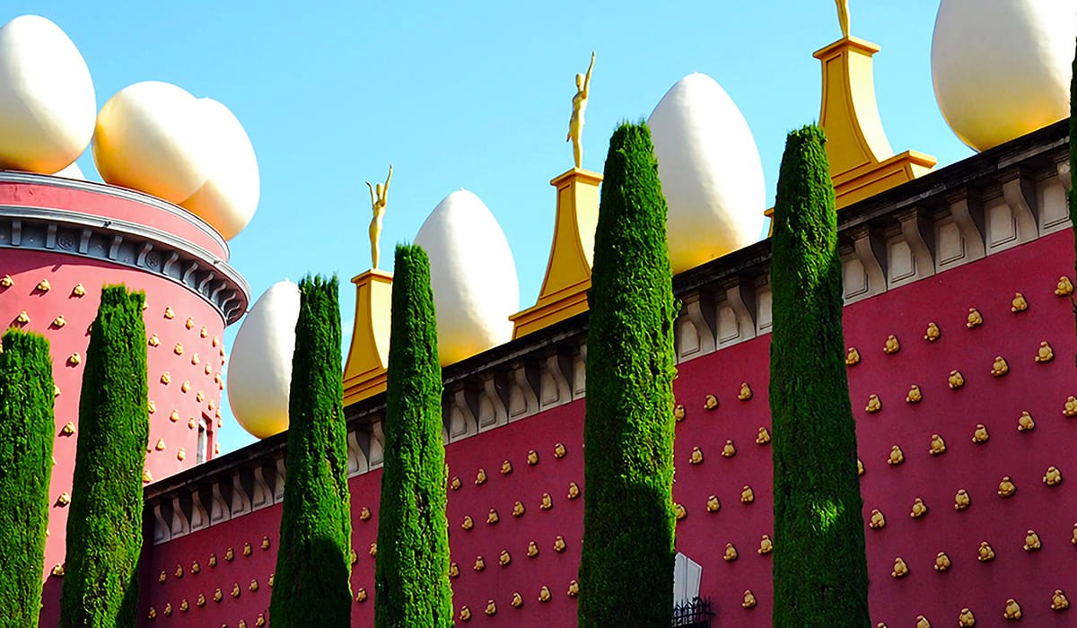 Museo Dalí a Figueres