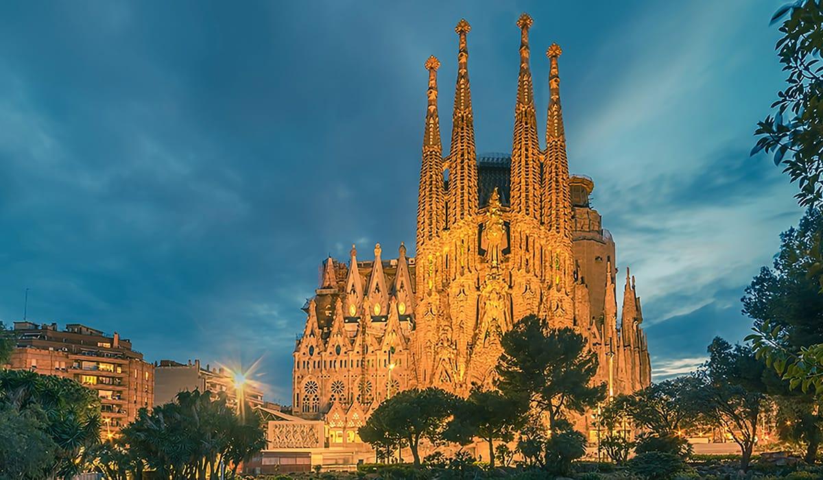Ruta del Modernismo a Barcellona: Sagrada Família