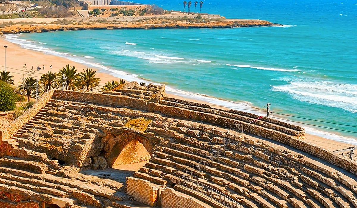 Gite da Barcellona: Anfiteatro Romano, Tarragona