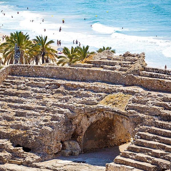 Tarragona Anfiteatro romano
