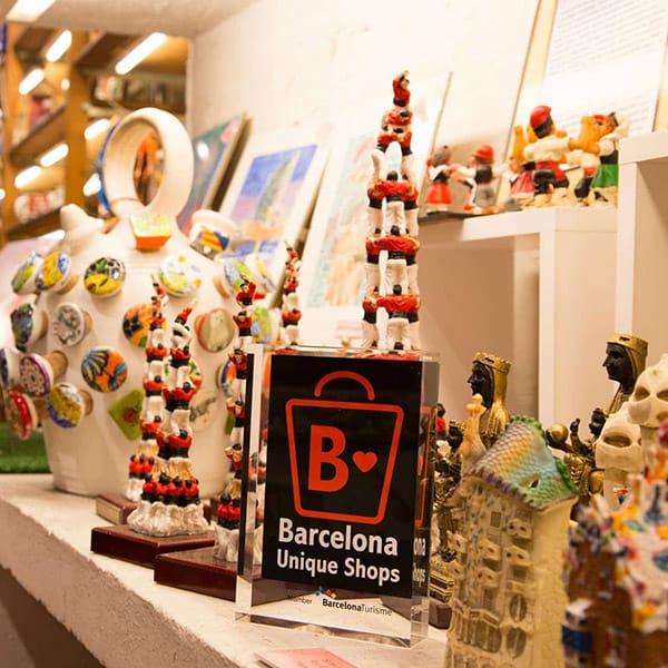 Shopping: Barcelona Unique Shops