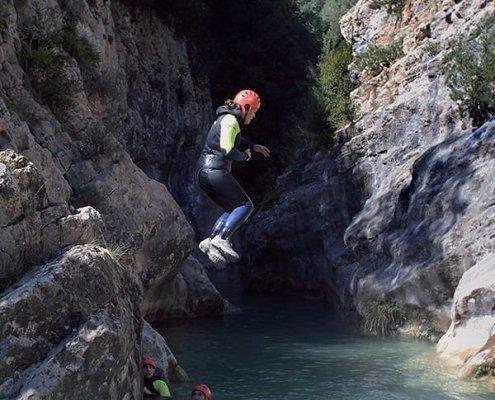Catalunya Sport acquatici torrentismo