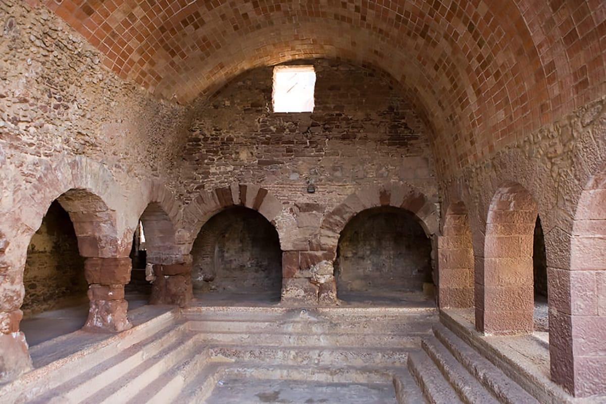 Borghi termali Barcellona interno