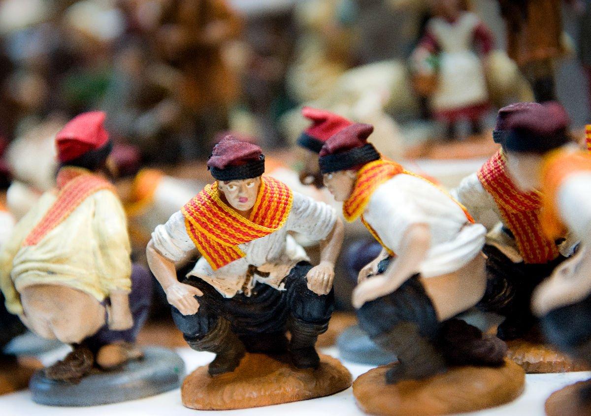 Tradizioni natalizie catalane: le statuine dei Caganers