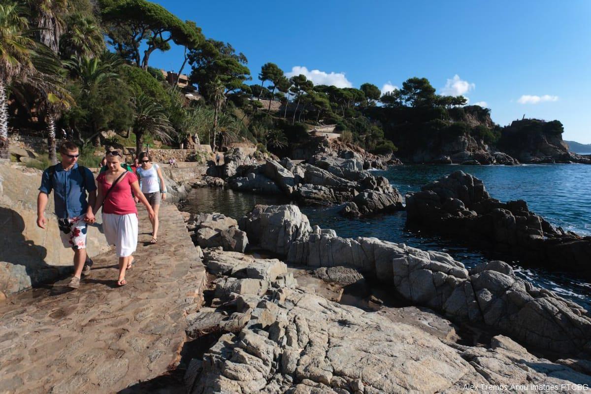 Camí de Ronda a Lloret de Mar