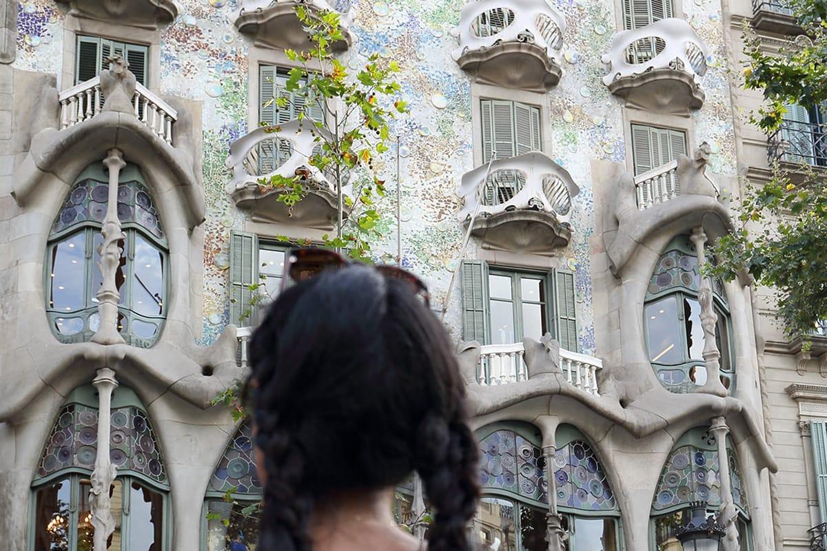 Casa Batlló esterno