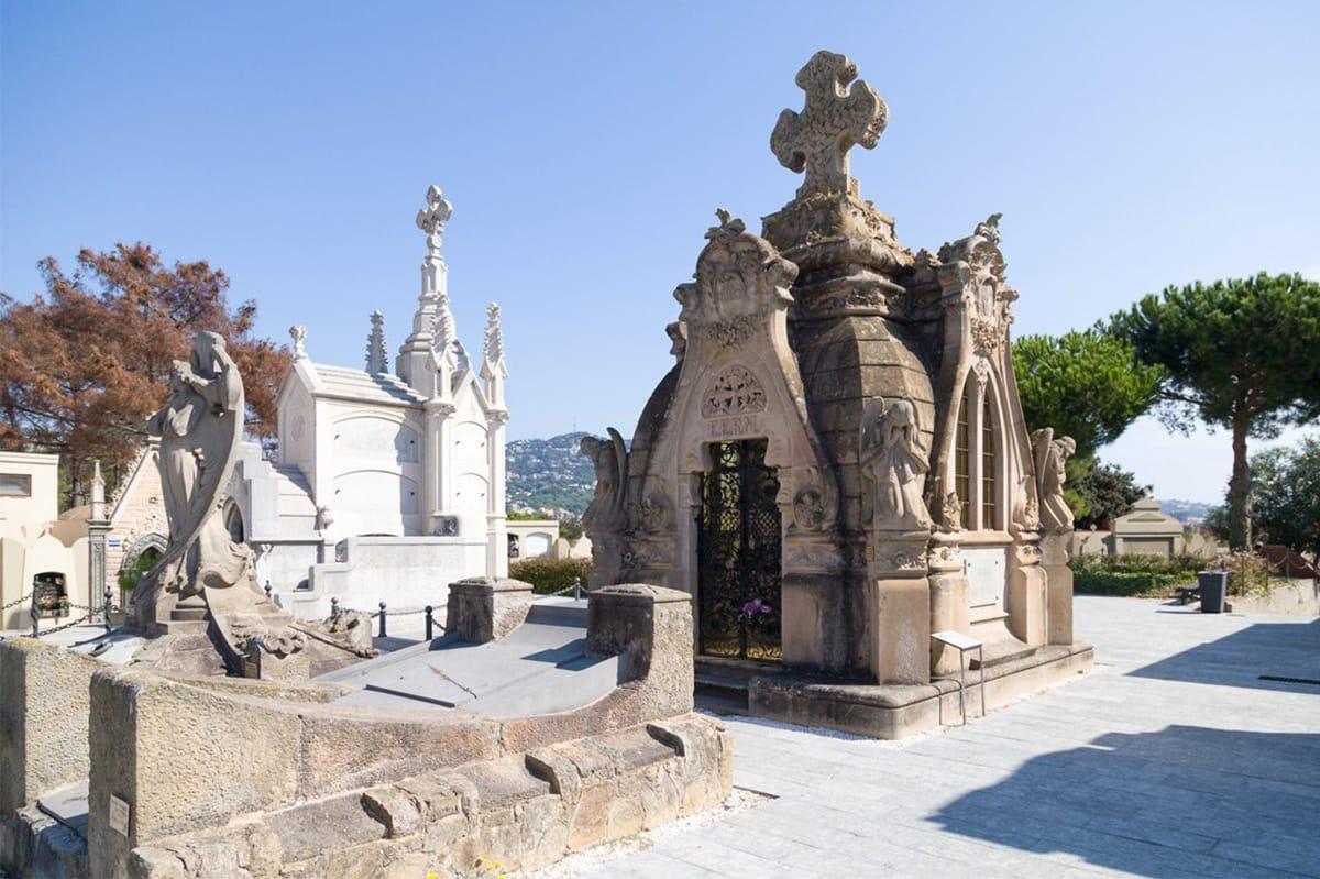 Cimitero modernista Lloret de Mar