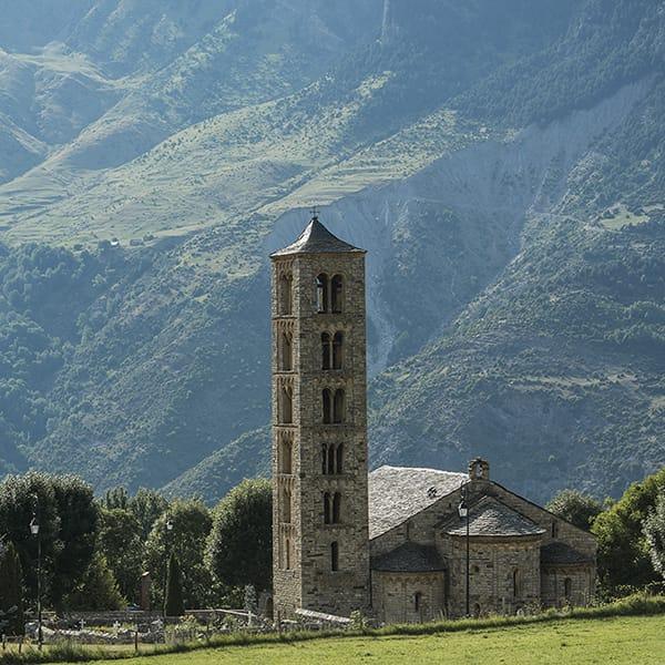 Chiesa romanica di Barruera, Pirenei