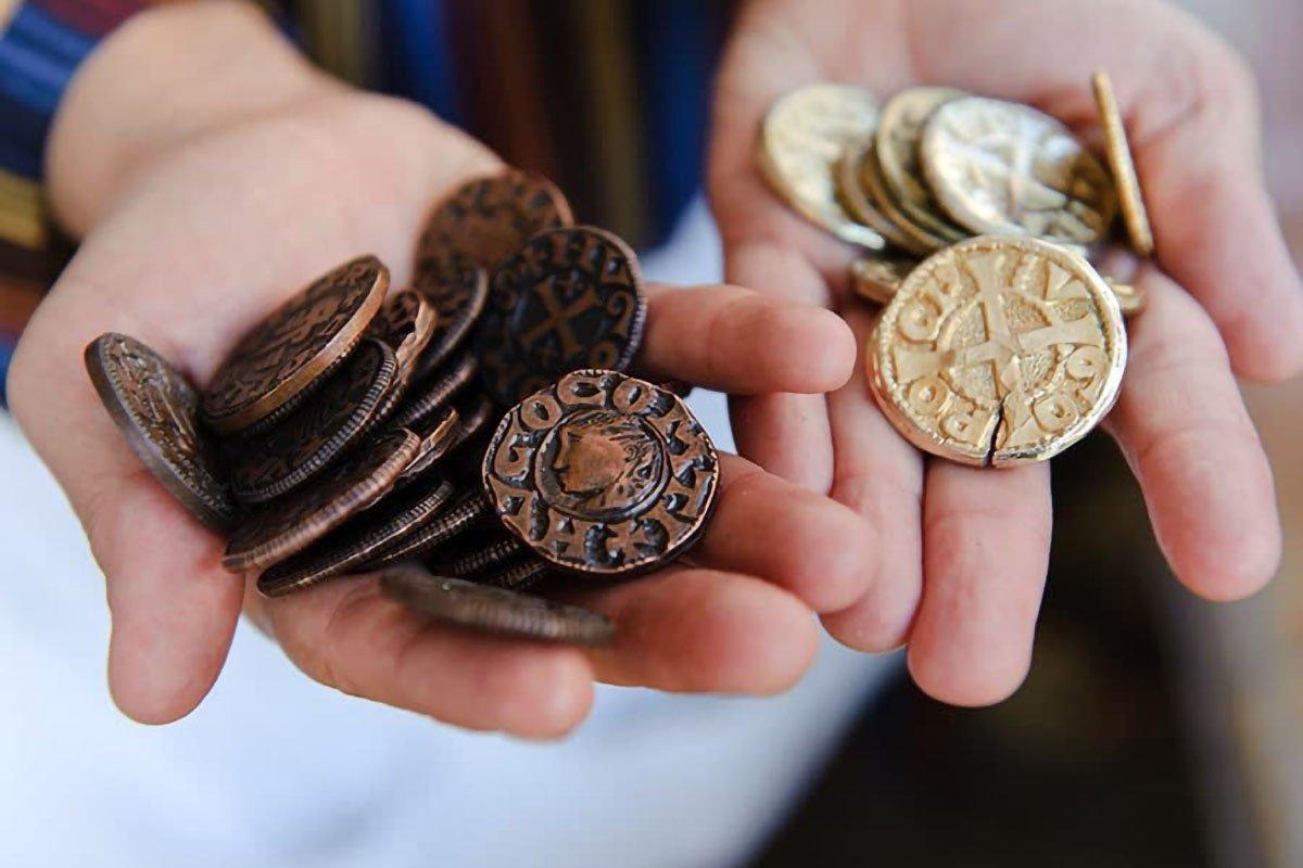 Feste e mercati Catalunya: Tortosa Renaissance Festival monete