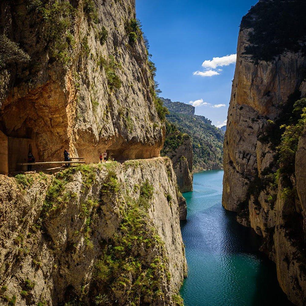 Catalunya canyon