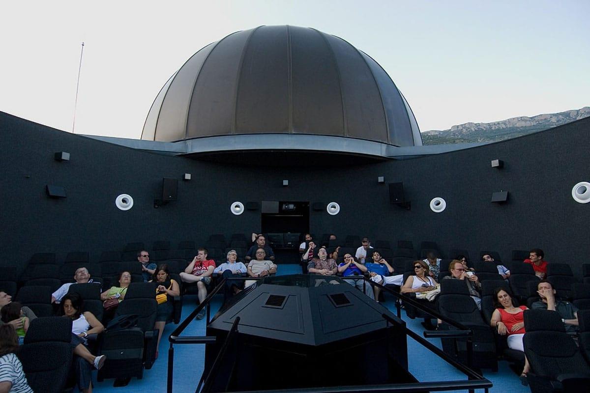 Centro d'Osservazione dell'Universo a Àger