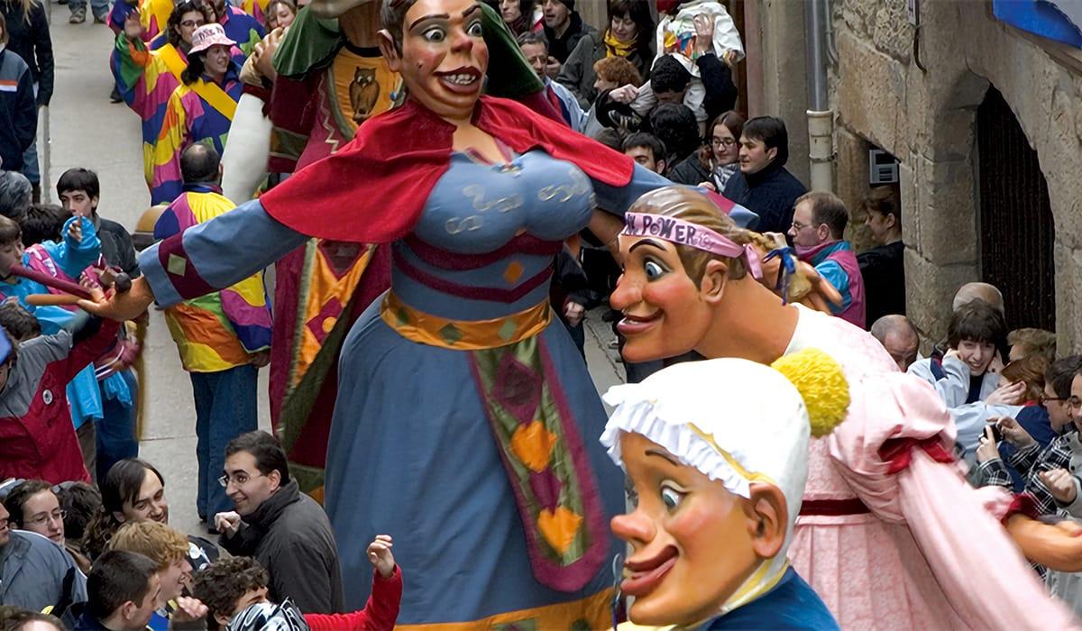 Gegants del Carnaval di Sitges