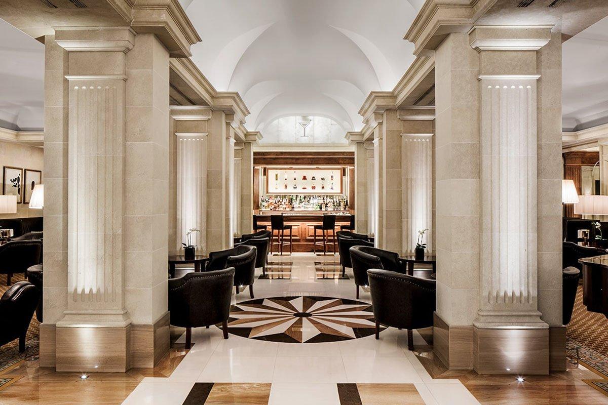 Hotel Majestic sala bar