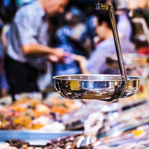 Mercato de La Boqueria, Barcellona