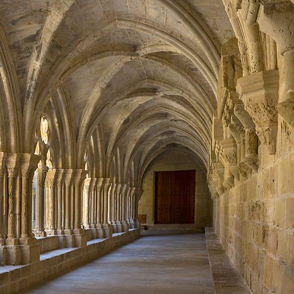 Itinerario Cistercense: Monastero di Santa Maria de Poblet