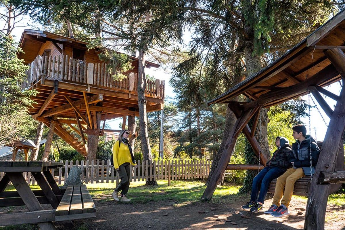 Costa Daurada con bambini: Muntanyes de Prades xalet
