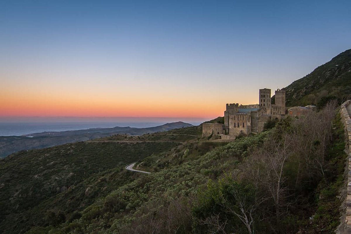 Sant Pere de Rodes monastero