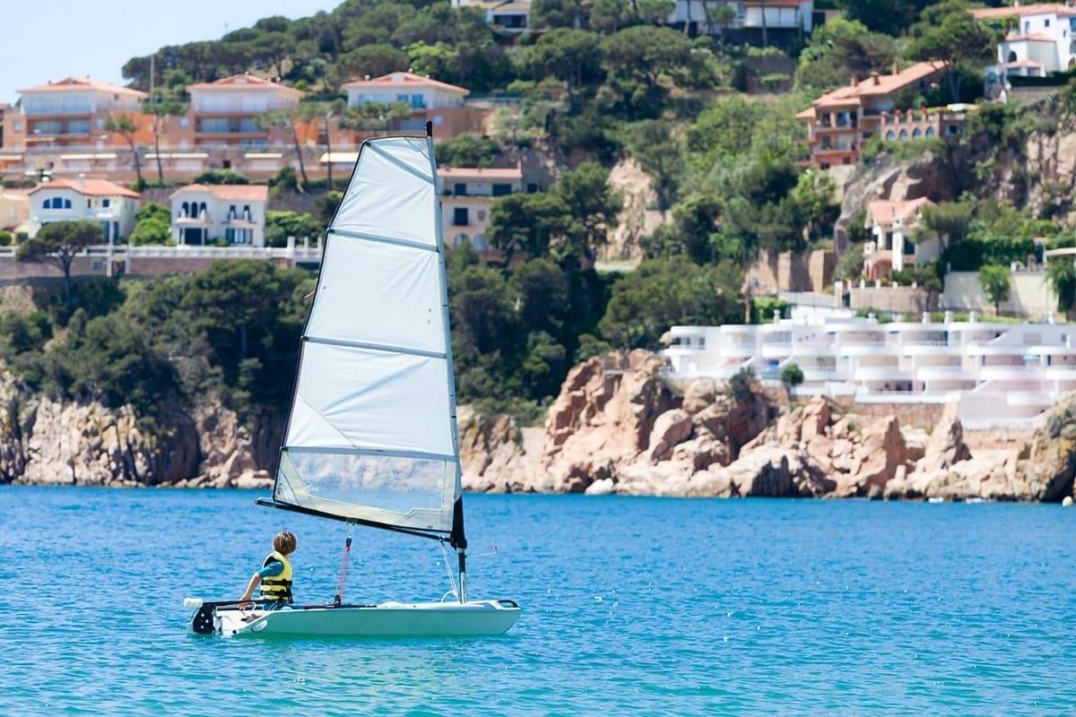 Sport acquatici Catalunya scuola di vela