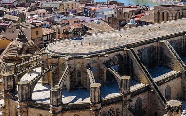 Cattedraòe di Tortosa, Terres de l'Ebre