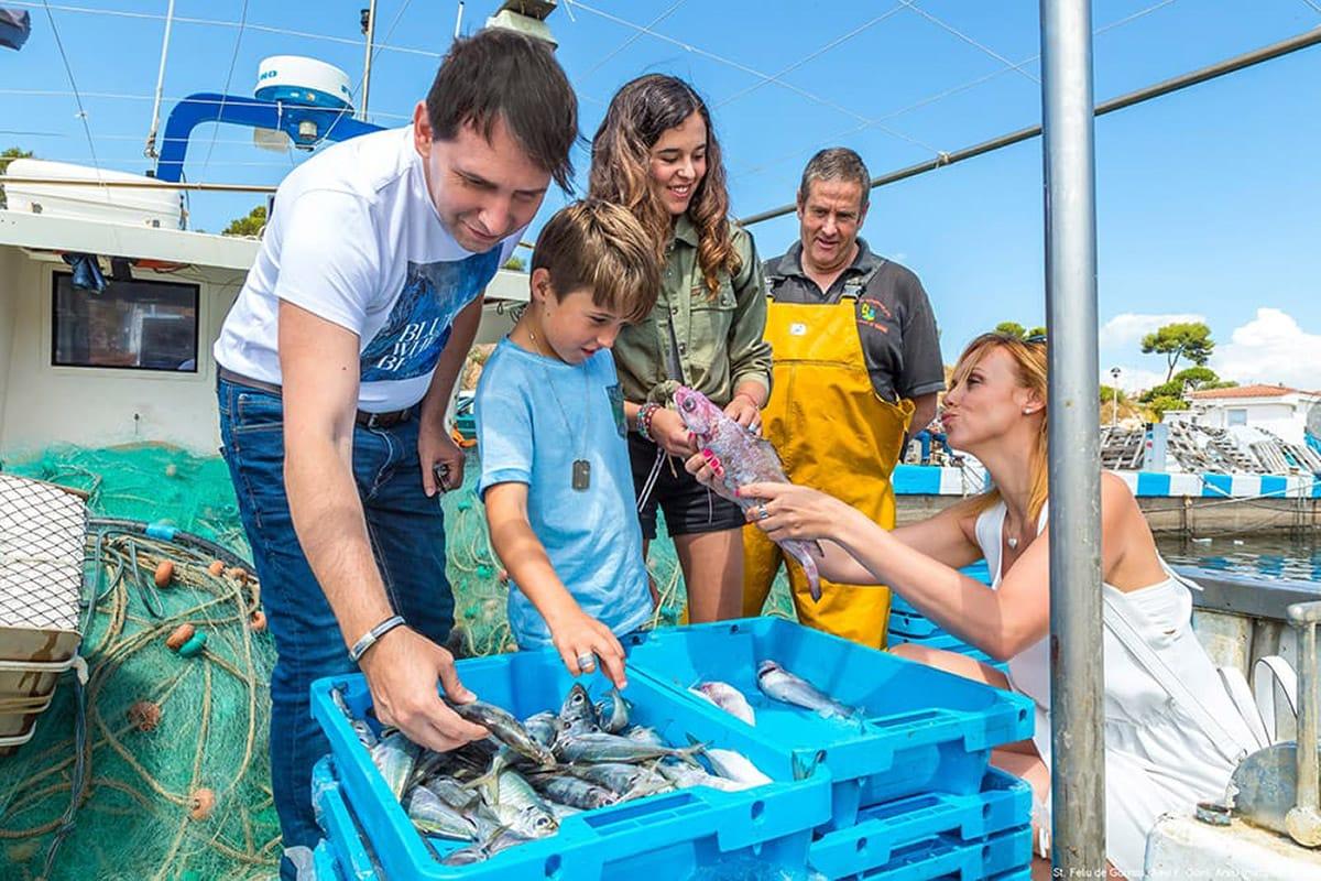 Pesca in Costa Brava