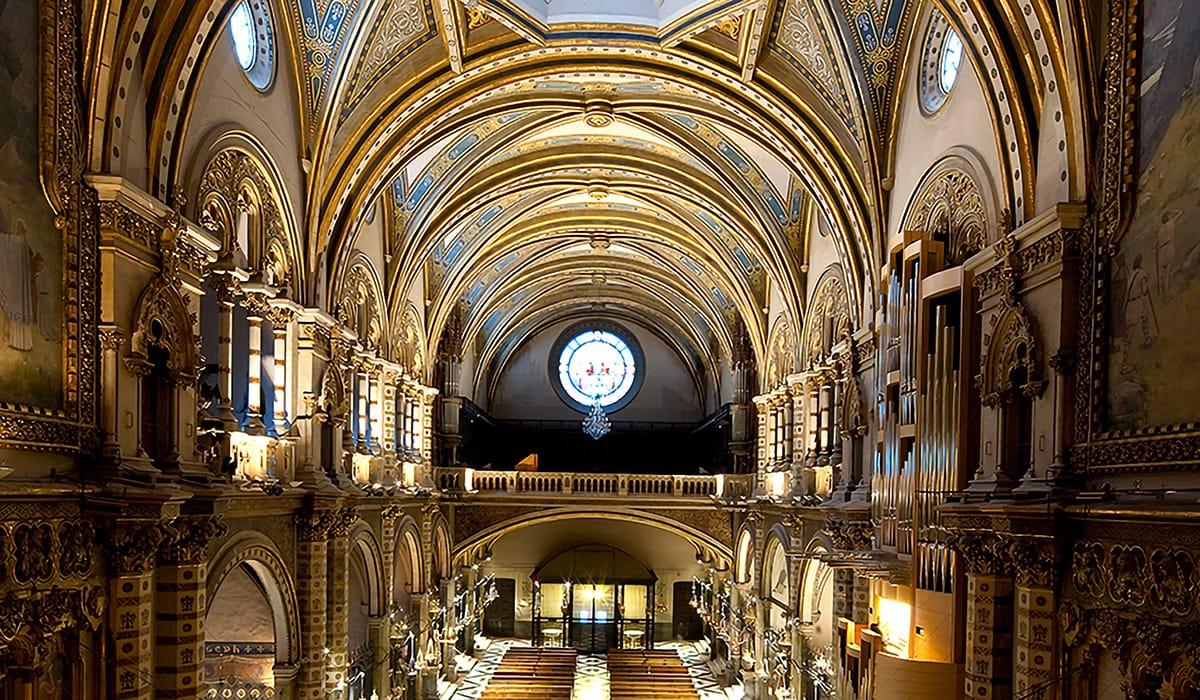 Basílica de la Mare de Déu de Montserrat