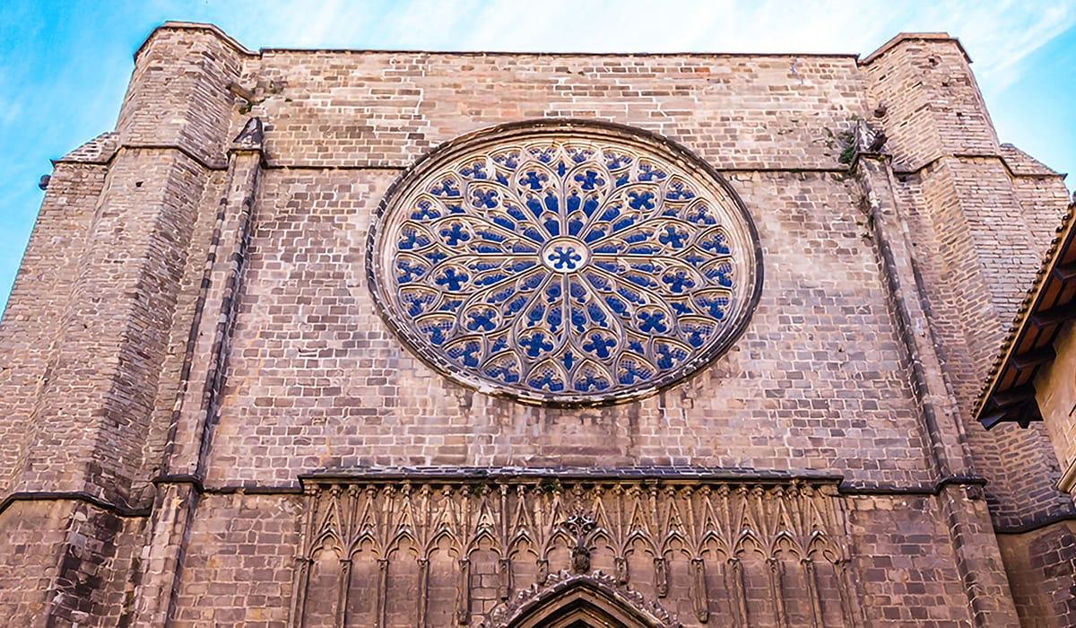 Chiesa di Santa Maria del Pi nel Barri Gòtic