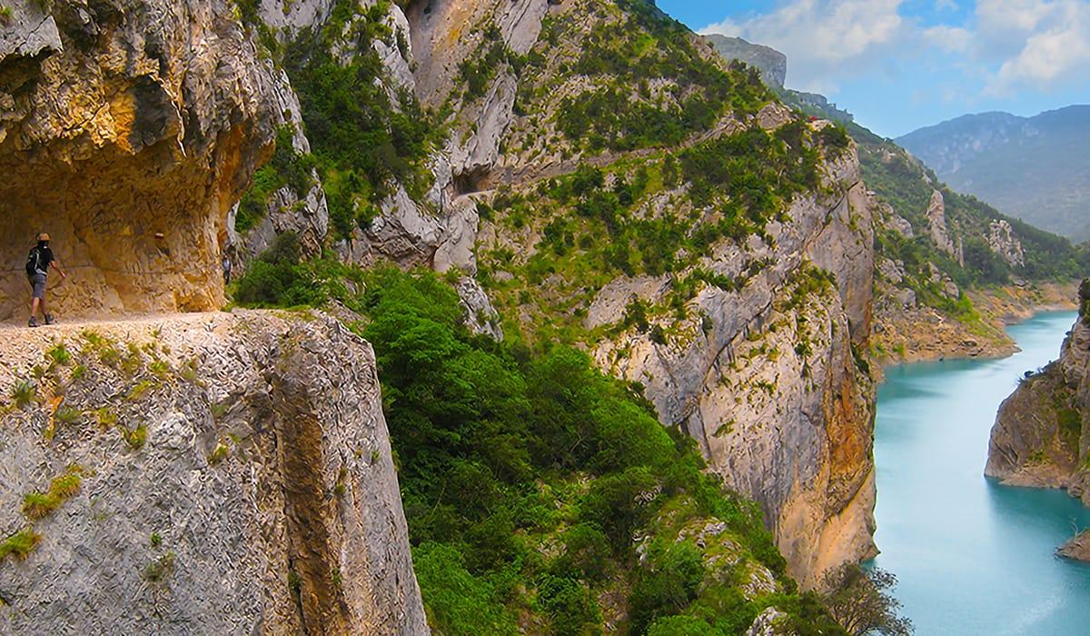Il Congost di Mont-Rebei, Terres de Lleida
