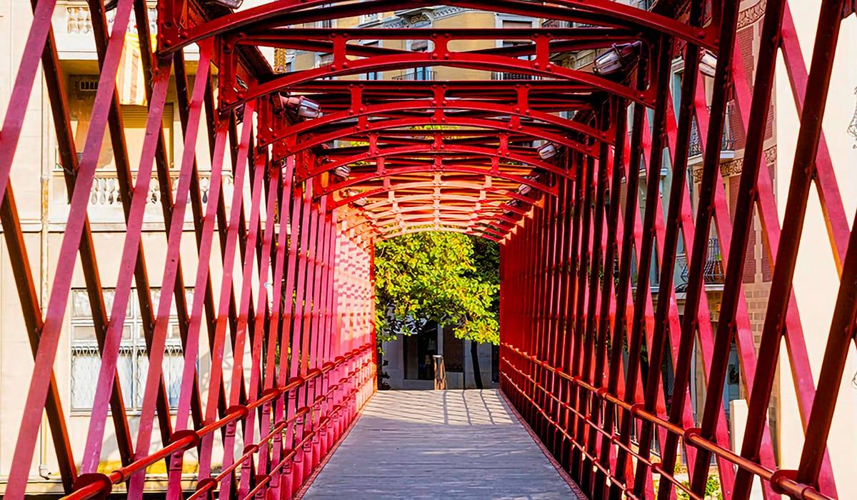 Ponte Eiffel, Girona