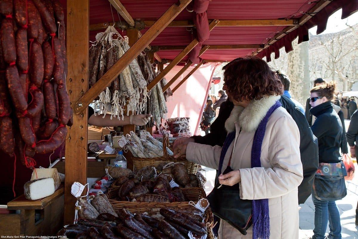 Eventi gastronomici Catalunya: mercato prodotti tipici Costa Brava