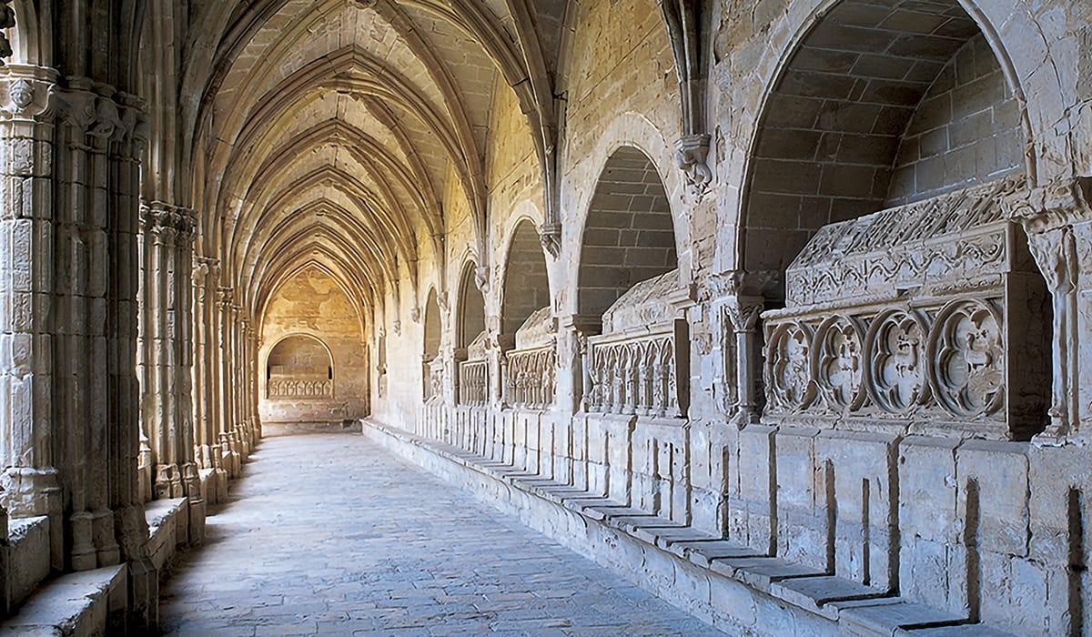 Itinerario cistercense: Reial Monestir de Santes Creus, Aiguamúrcia