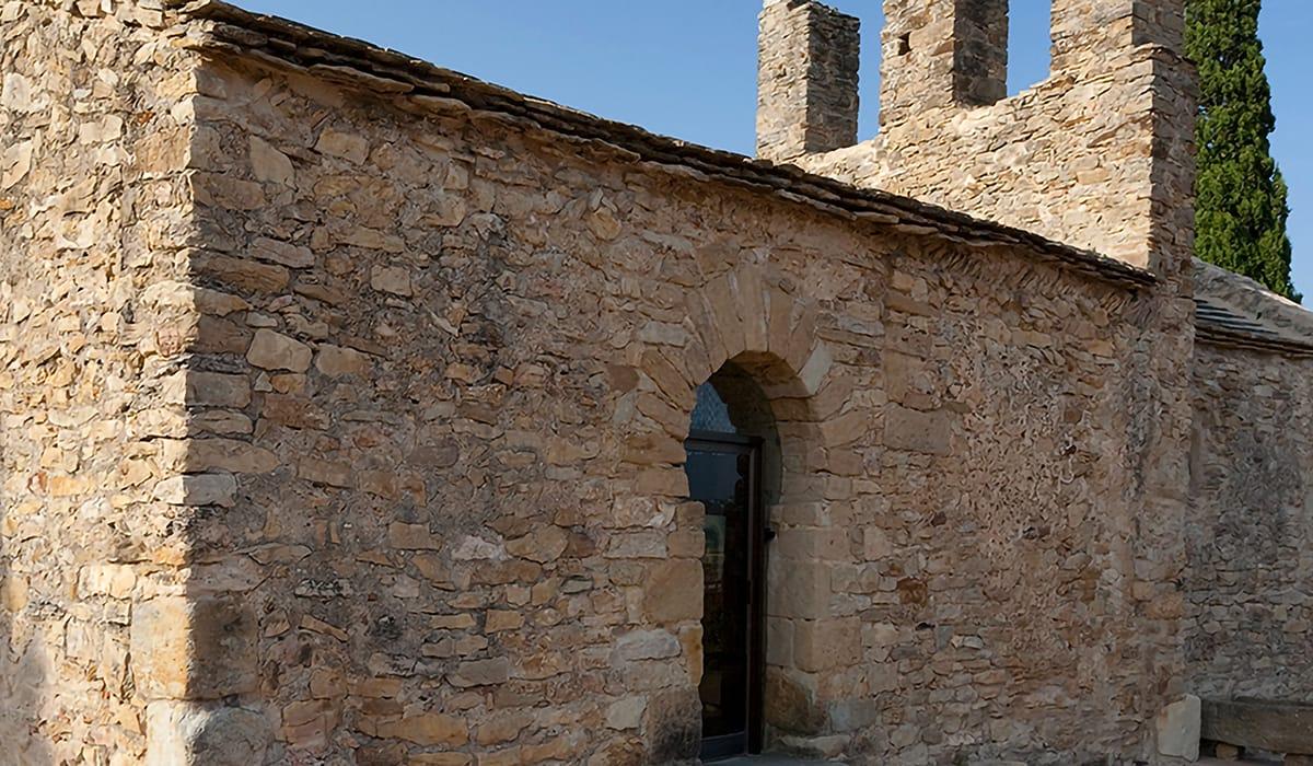 Església de Sant Julià de Boada, Palau-sator
