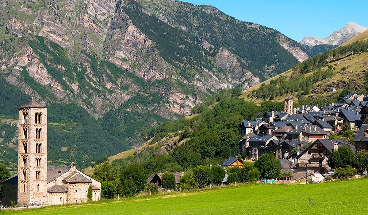 Taüll, Valle di Boí