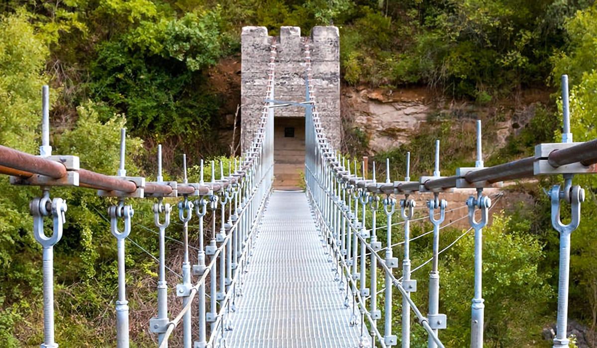 Ponte a Congost Mont-Rebei