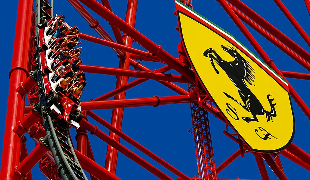 Ferrari Land, Salou