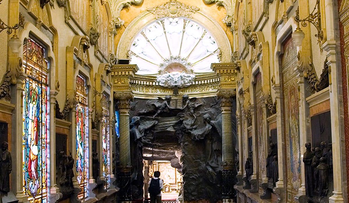 Cova de Sant Ignasi, Manresa