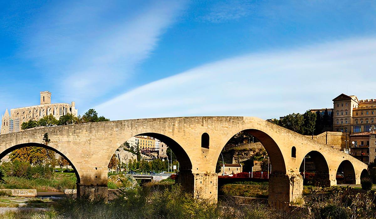Ponte vecchio Manresa