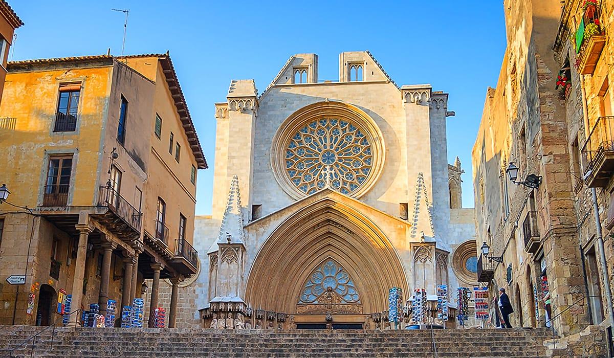Cattedrale di Tarragona, esterno