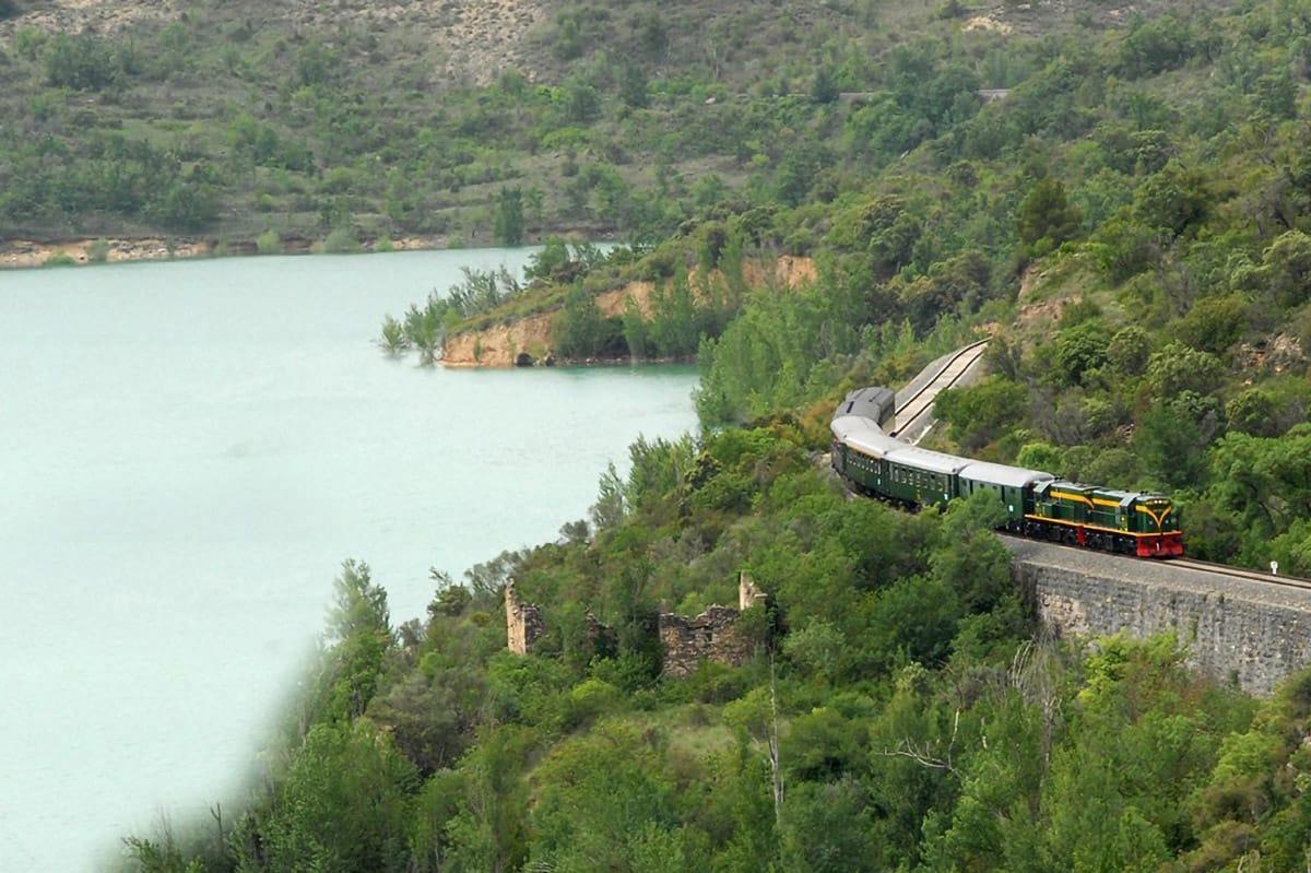 Pirenei catalani con i bambini: Trens dels llcas