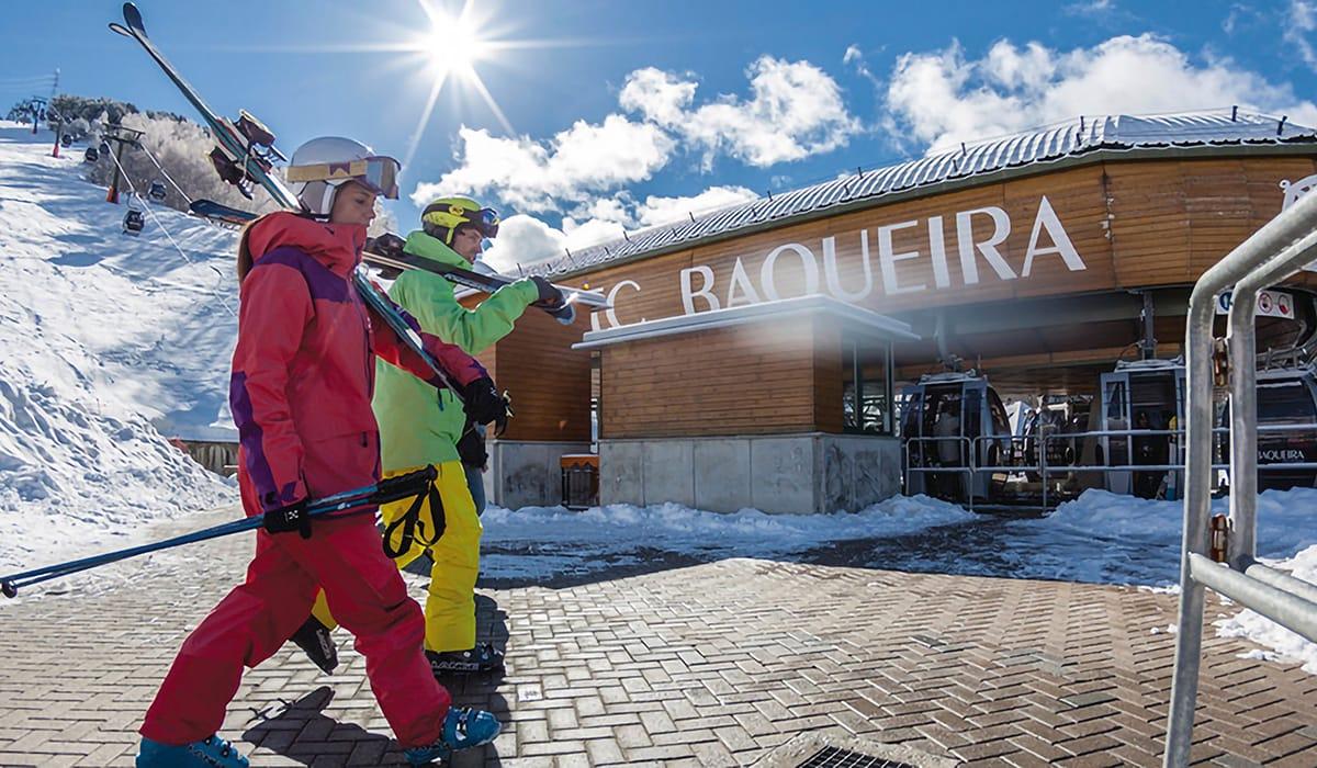 Baqueira-Beret, Val d'Aran