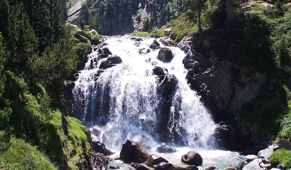Rio Garona, Val d'Aran