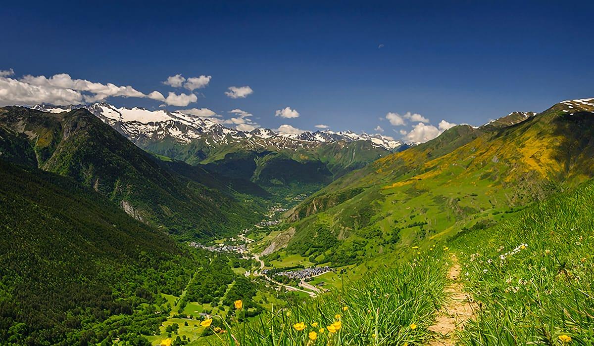Trekking, Val d'Aran