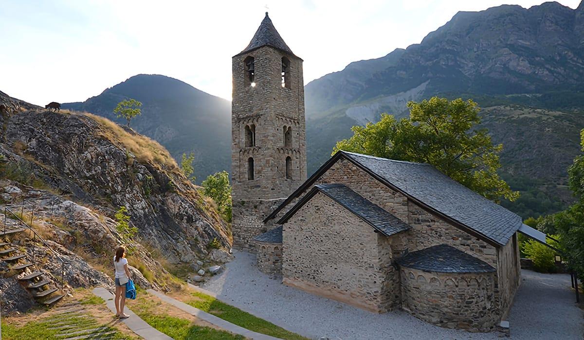 Chiesa di Sant Joan, Valle di Boí