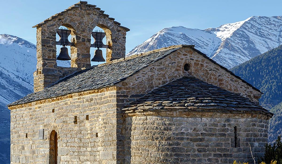 Chiesa di Sant Quirc de Durro, Valle di Boí