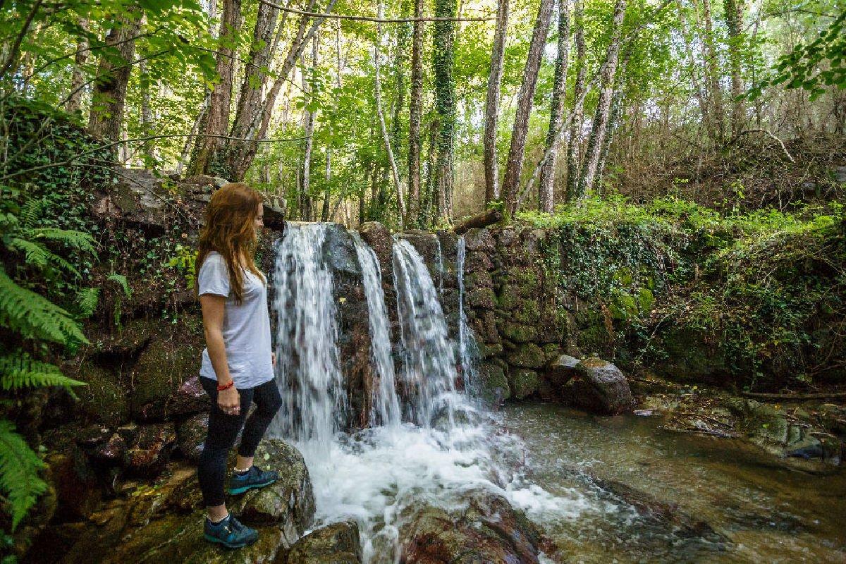 Le fonti d'acqua di Viladrau
